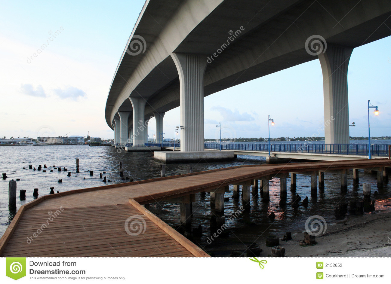 Curved Architecture Curved Architecture Bridge Stock Photography Image 2152652