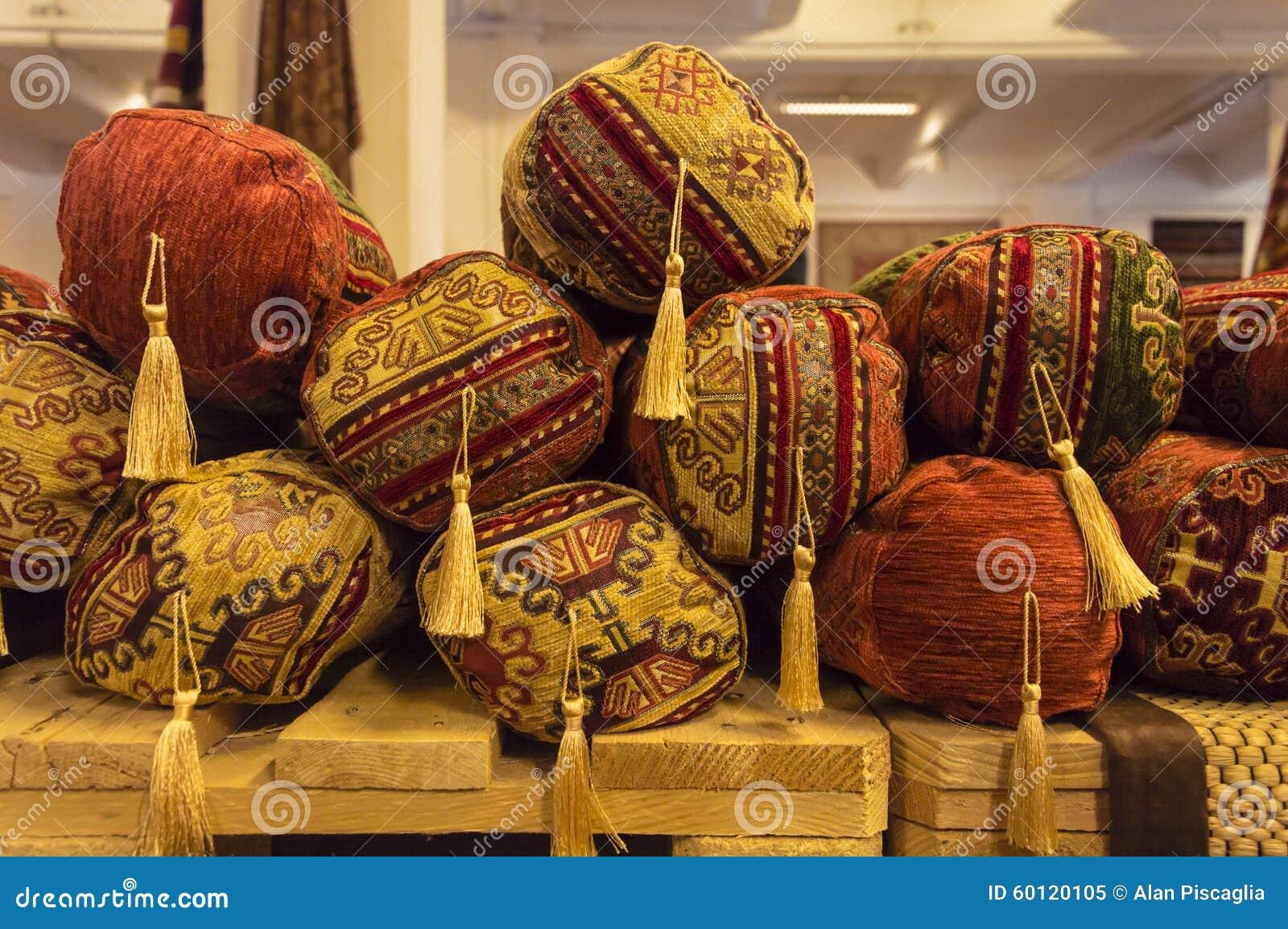Cuscini arabi