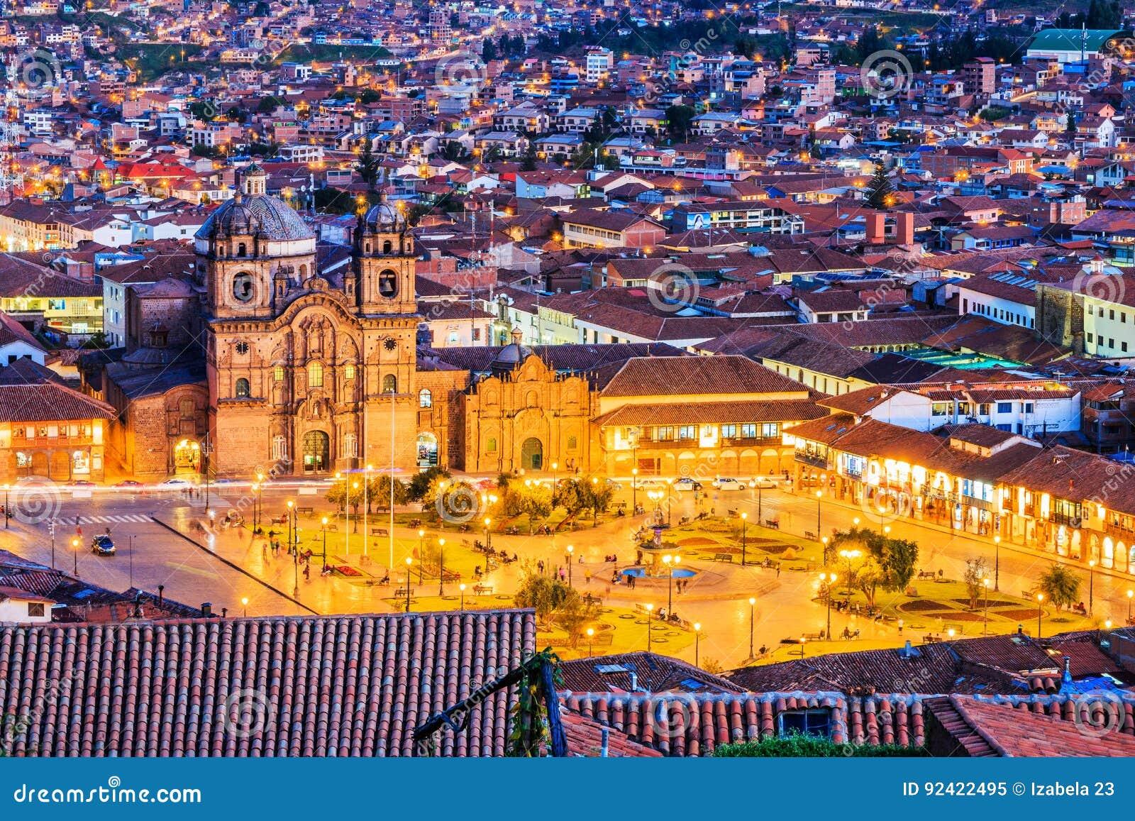 Cusco Περού