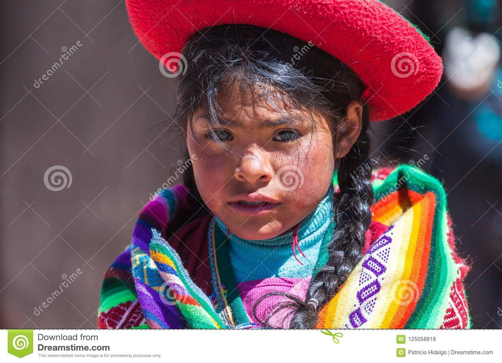 Native of Cusco