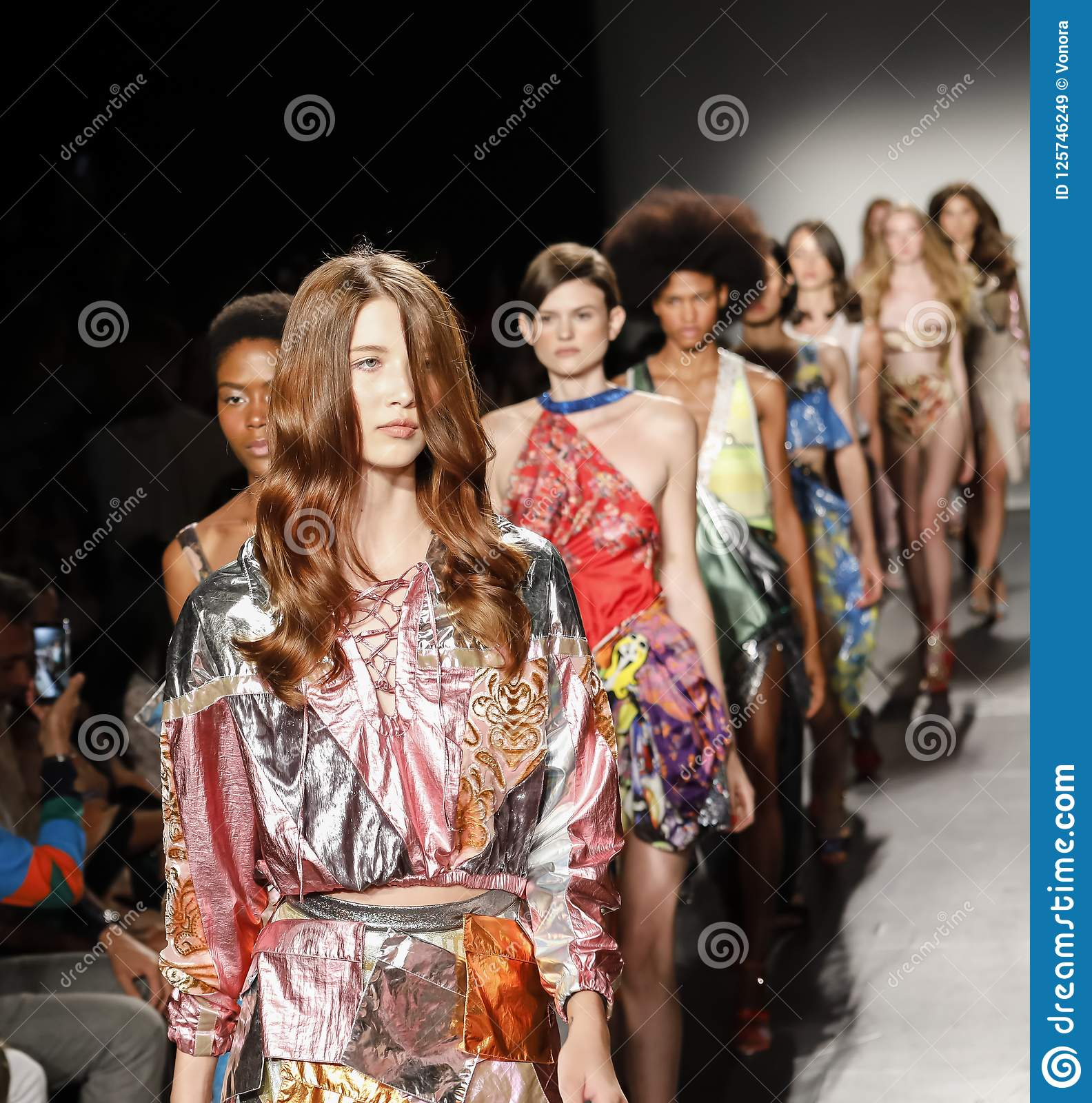 new products fb04e d79d0 Custo Barcelona SS 2019 editorial stock image. Image of ...