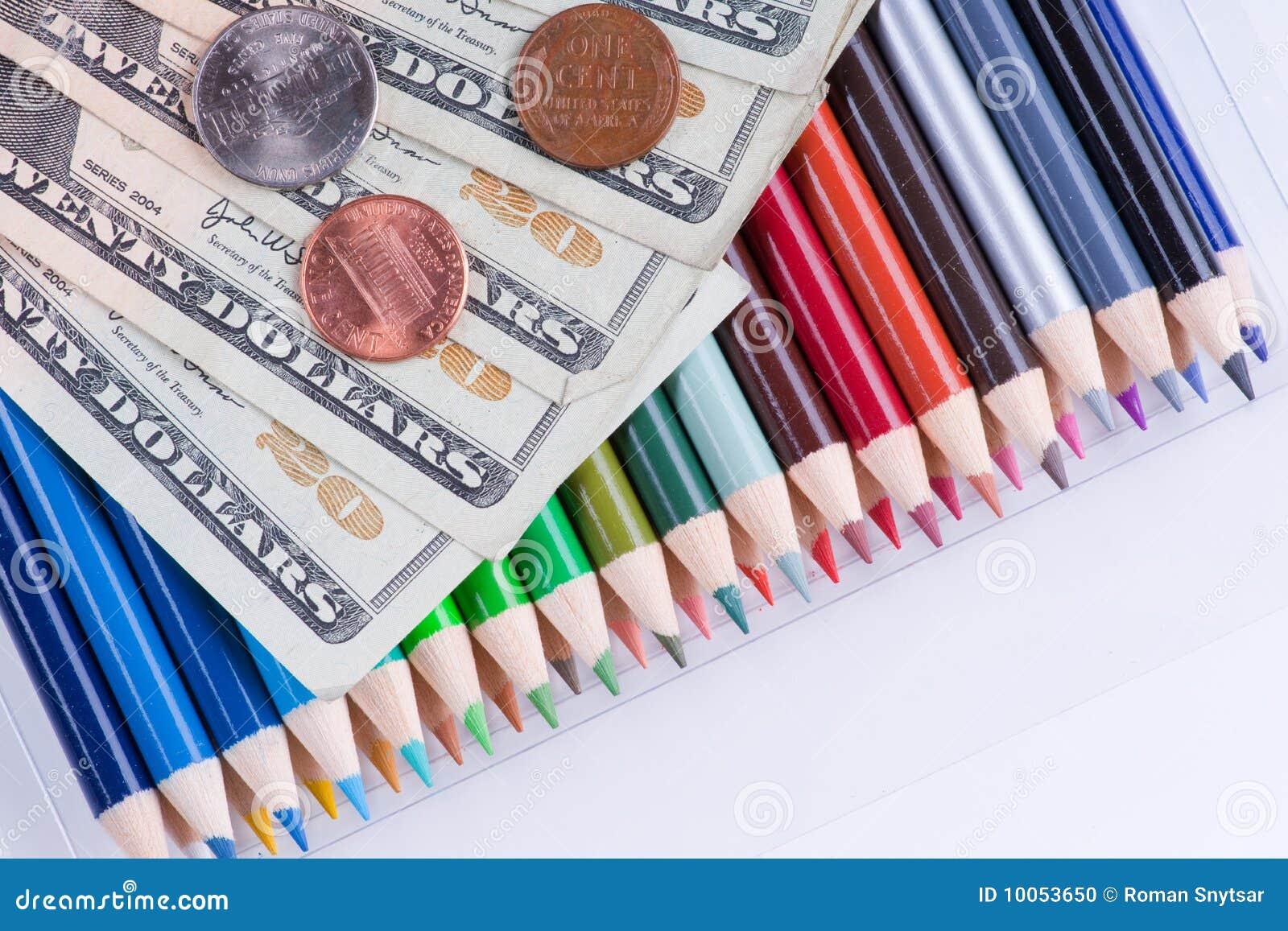 Custo elevado de fontes de escola
