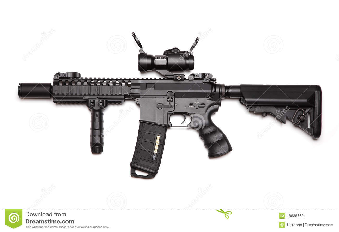 M4a1 Carbine Assault Rifle Wallpaper | www.imgkid.com ...