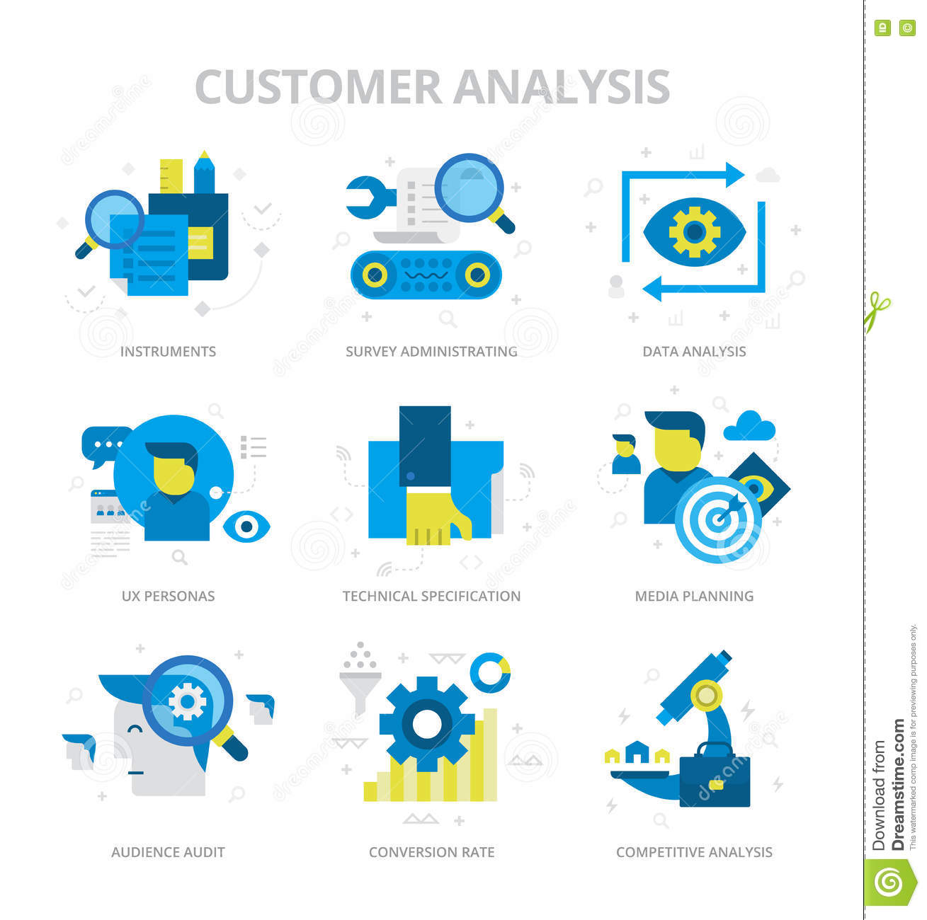 an analysis of business to consumer An overview of selected marketing segmentation approaches: factor segmentation, k-means clustering, twostep cluster analysis, and latent class cluster analysis.