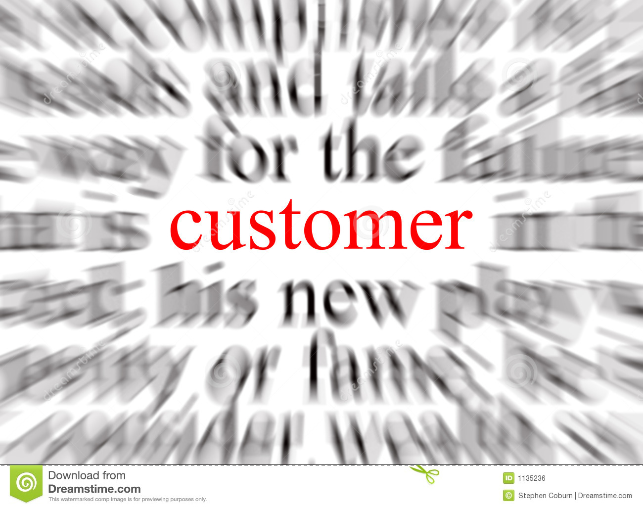 What is customer focus