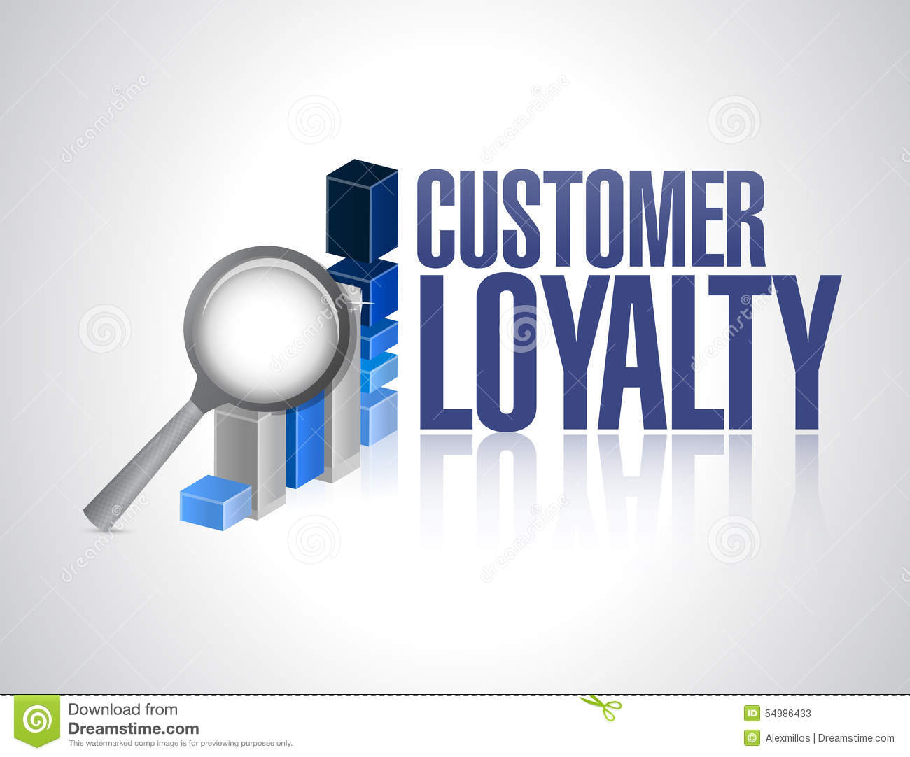 Customer loyalty business review sign concept stock illustration image 54986433 - Custom signs for home decor concept ...