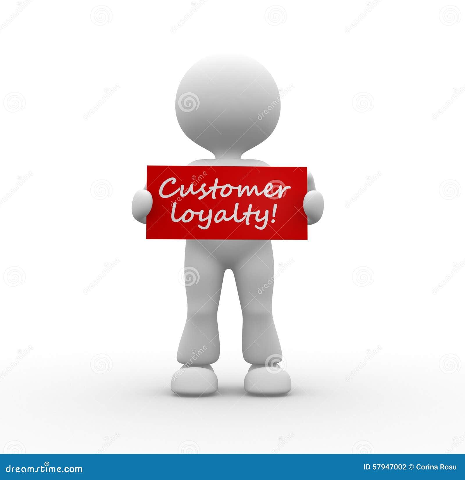 Customer retention clipart