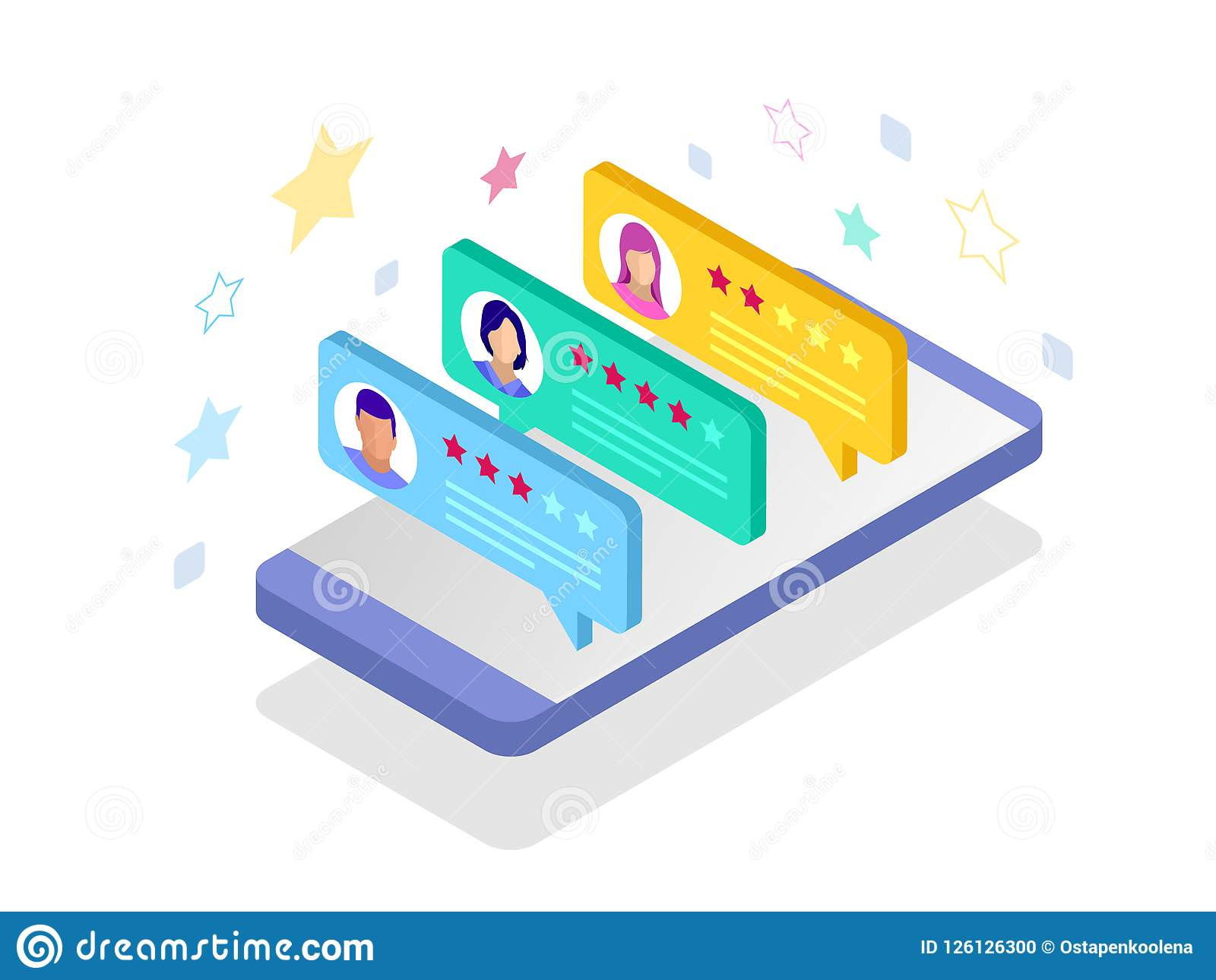 Customer Reviews  Review Rating On Mobile Phone  Feedback