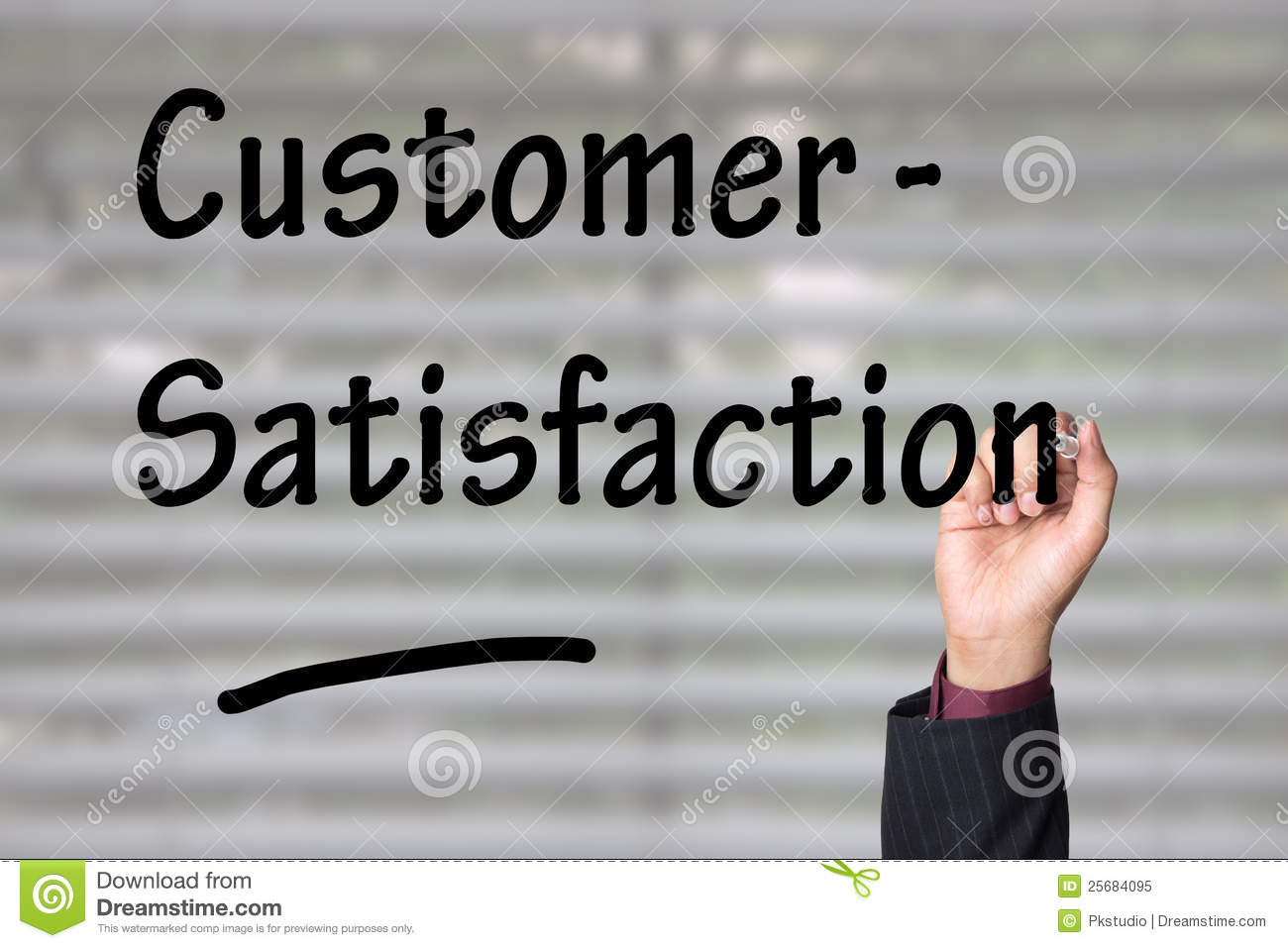 what is a customer satisfaction