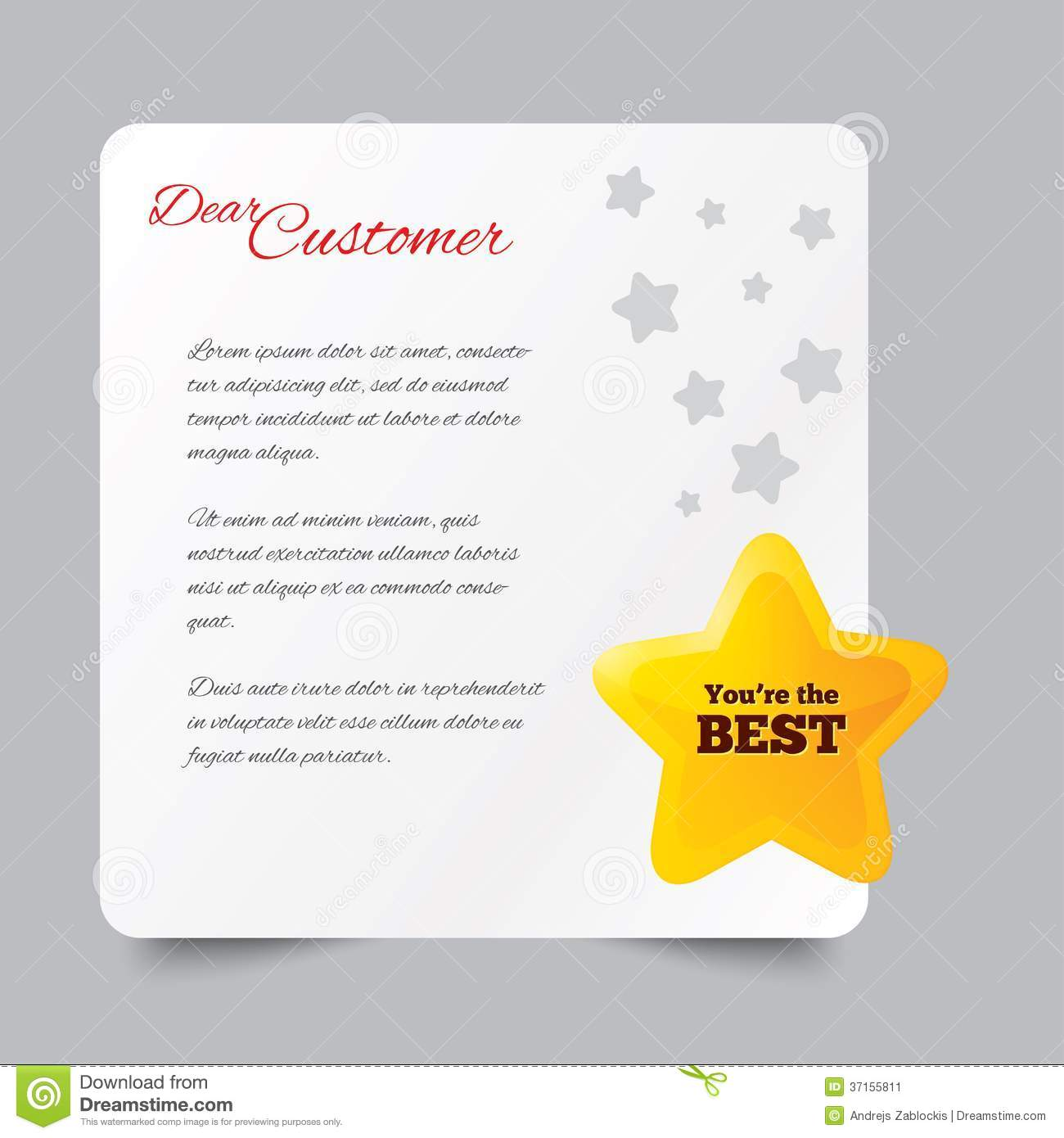 what serves the customer best A few basic rules about customer service: honesty is the best policy integrity - be honest and own up to your mistakes communicate what you plan to do to change or prevent the same mistake from happening again don.