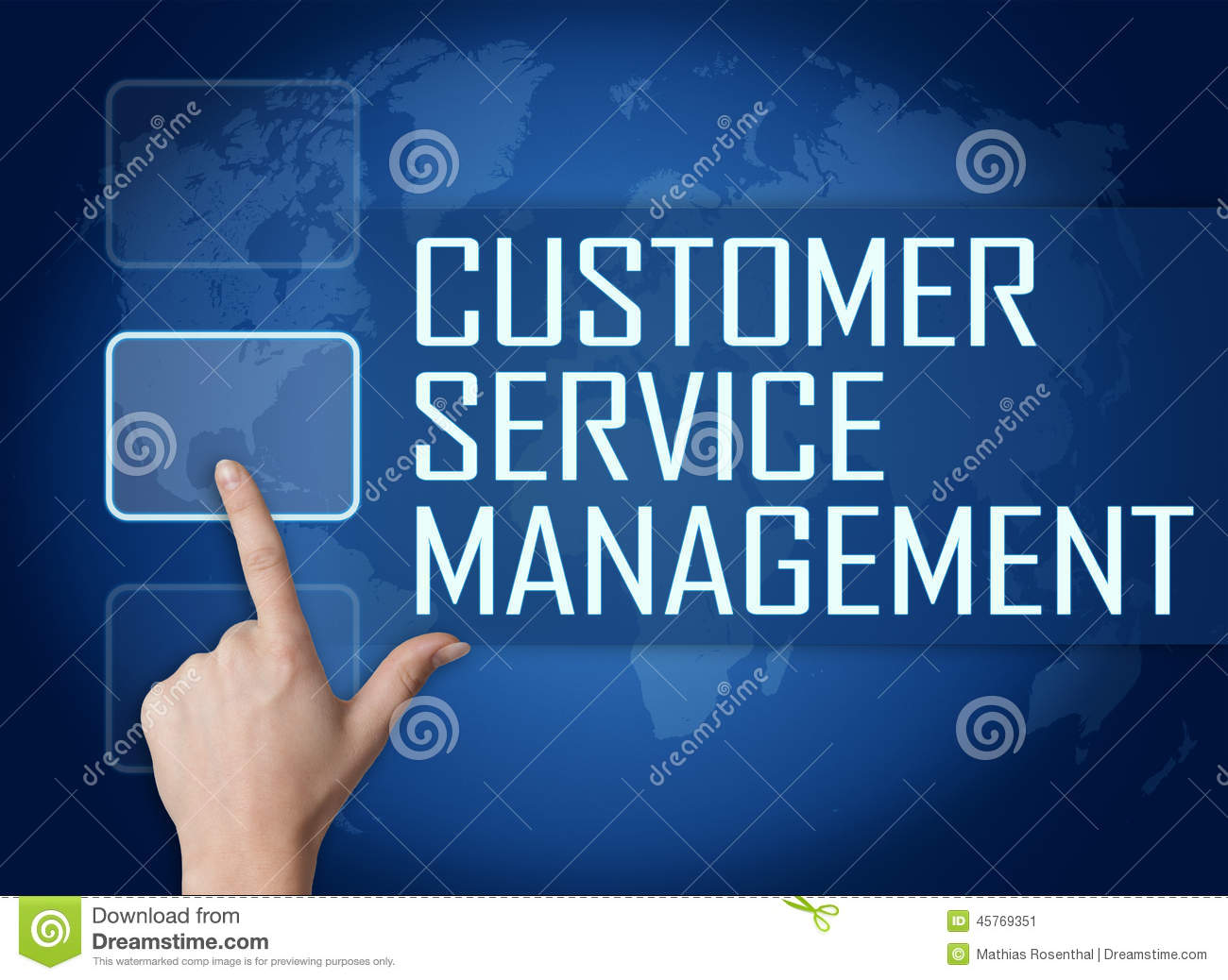 Customer service management essay