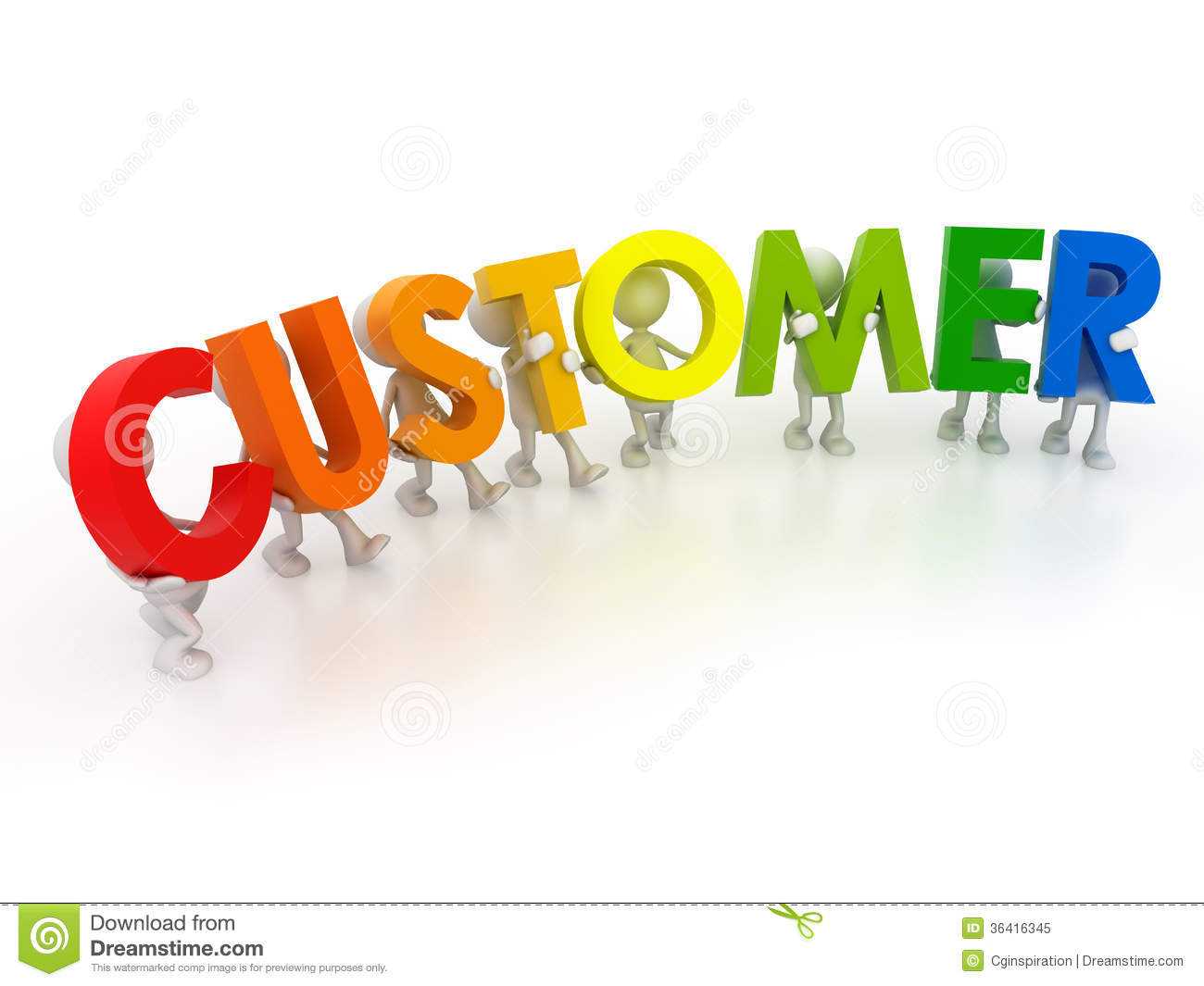 Customer Support Team Royalty Free Stock Photo - Image: 36416345