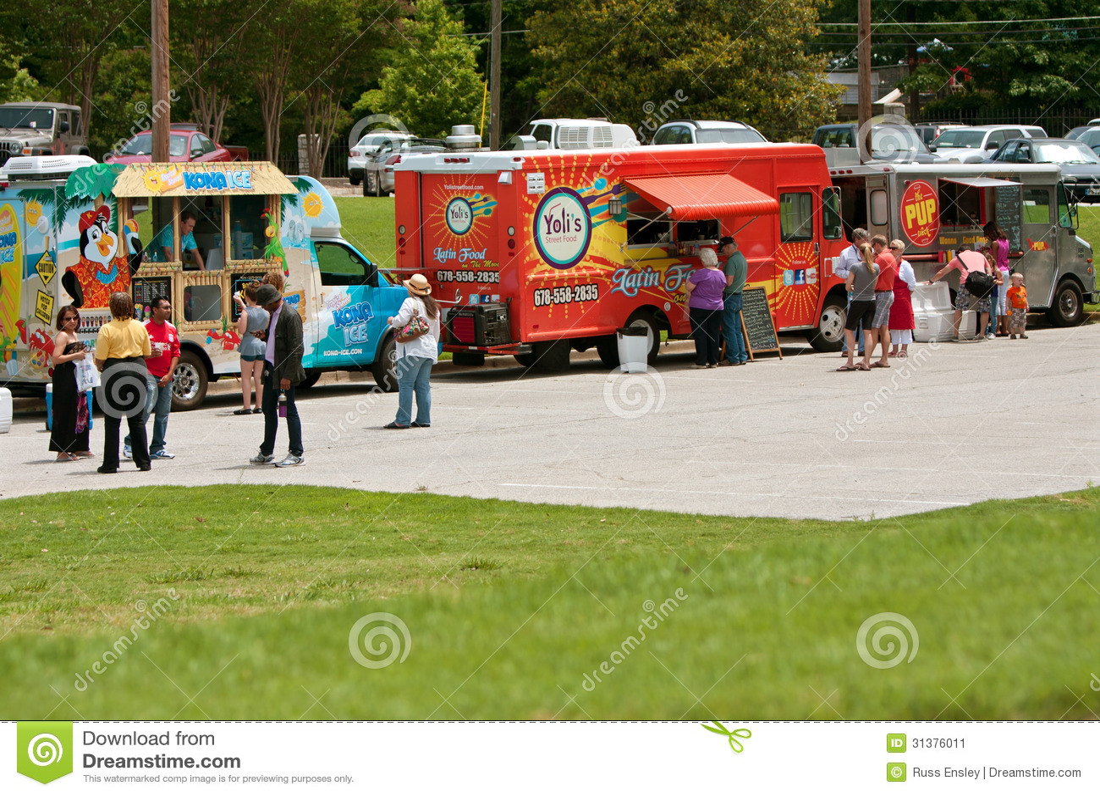 Food Truck Customers Usa