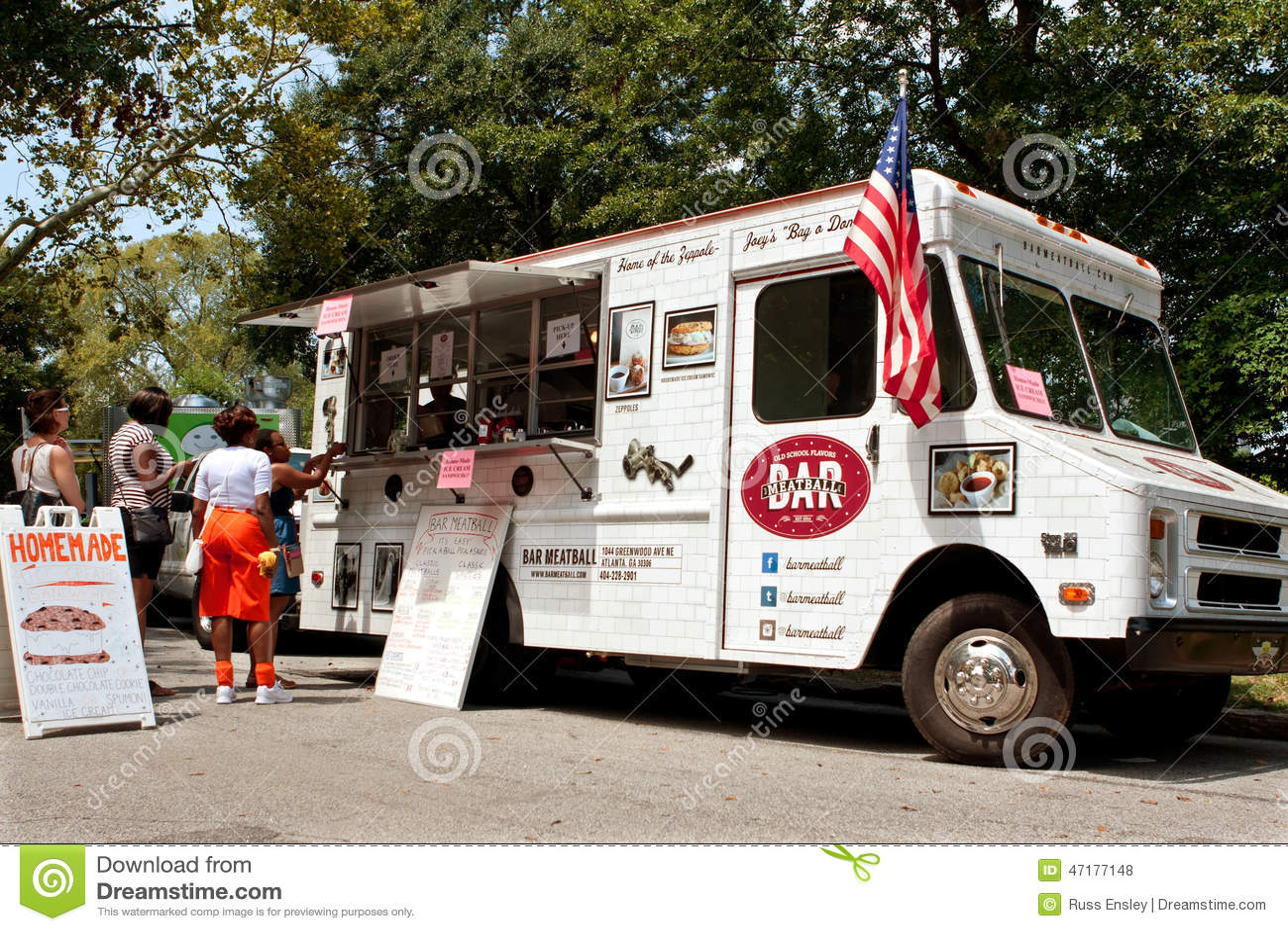 Best Food Truck Catering Atlanta
