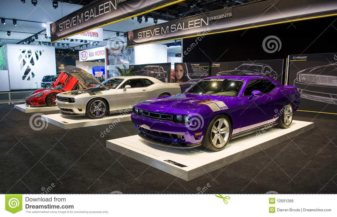 Customized Sports Cars Stock Photos Download 243 Royalty