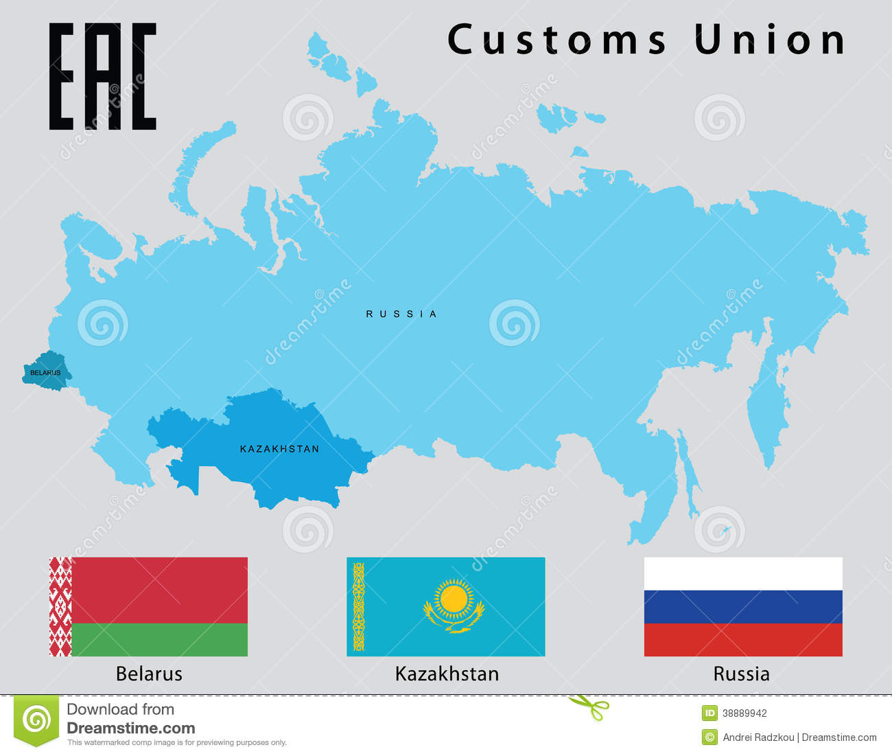 impact of custom union to kazakhstan Access of products to the single territory of the eurasian economic union - eaeu (belarus, russia, kazakhstan, armenia, kyrgyzstan) - formerly customs union is granted after products have proved to be compliant with the requirements of customs union technical regulations which are applicable to the product.