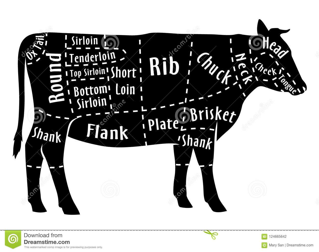 Download Diagram Of Cattle - Block And Schematic Diagrams •