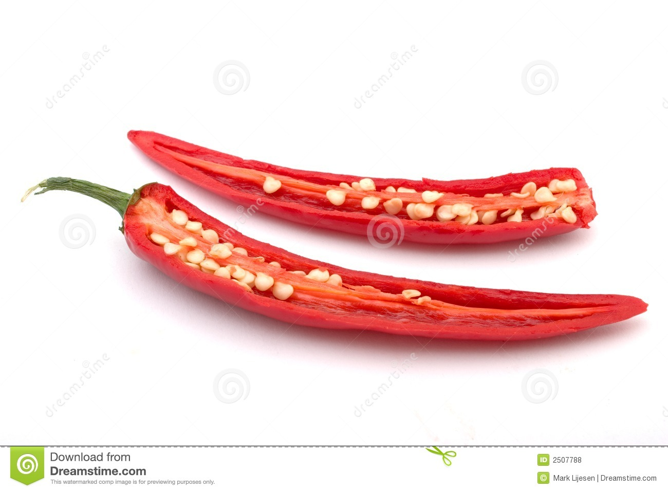 8b6627b42be9 Cut chili pepper stock photo. Image of vegetable