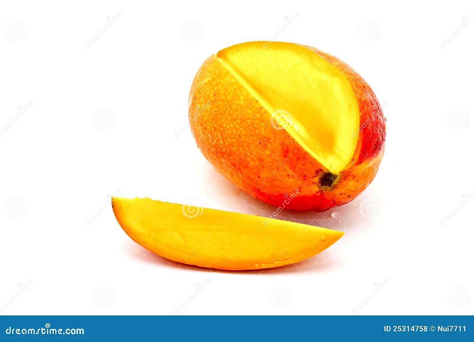 how to cut mango fruit