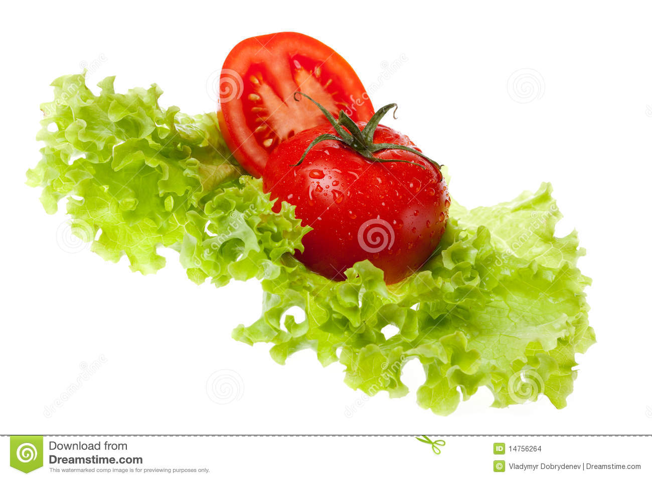 how to cut tomatoes for salad