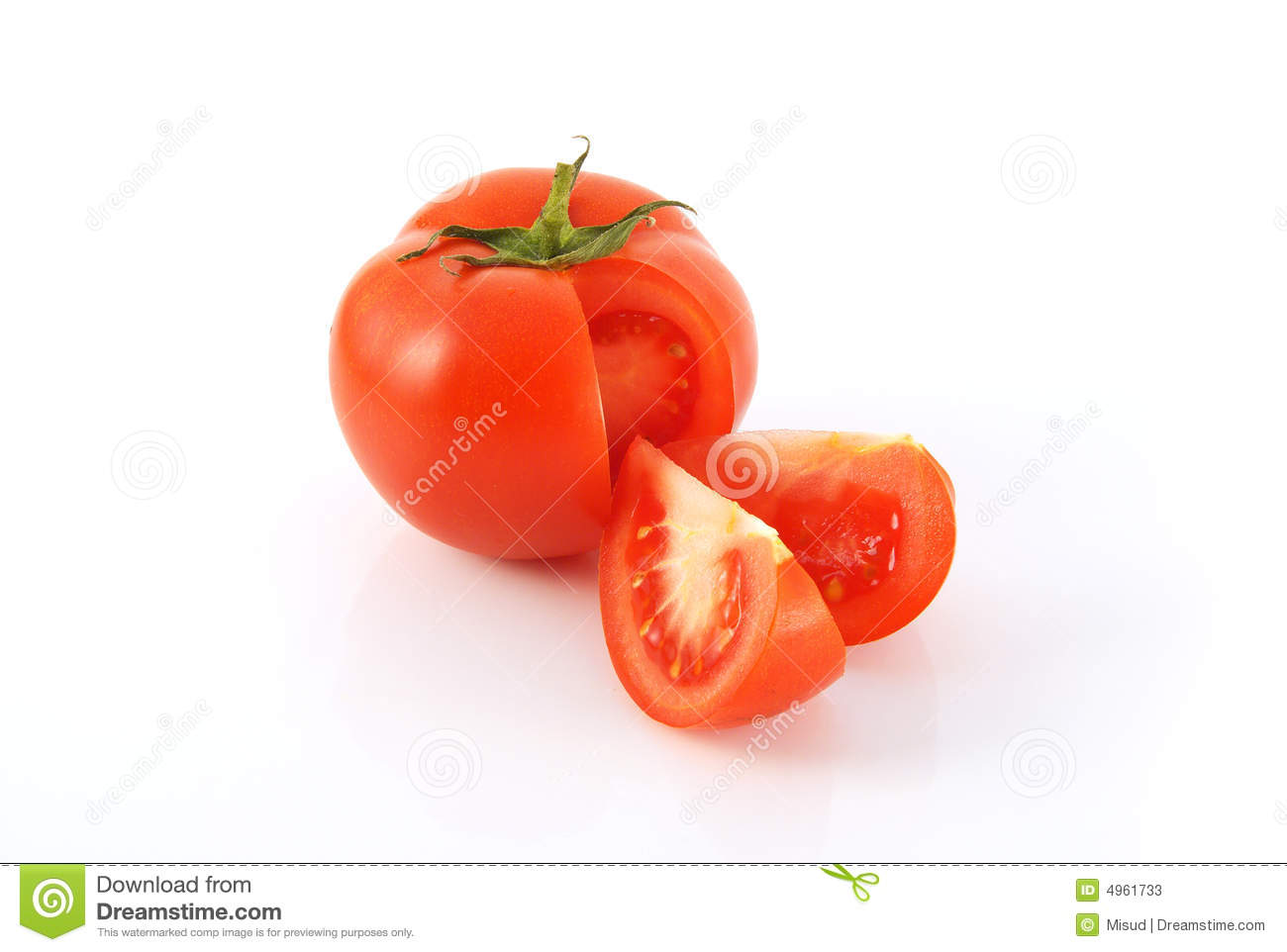 how to store cut tomatoes