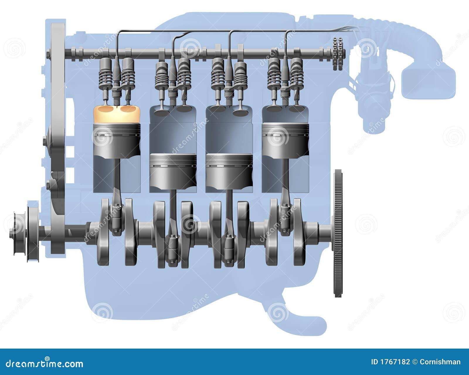 Cutawaymotor