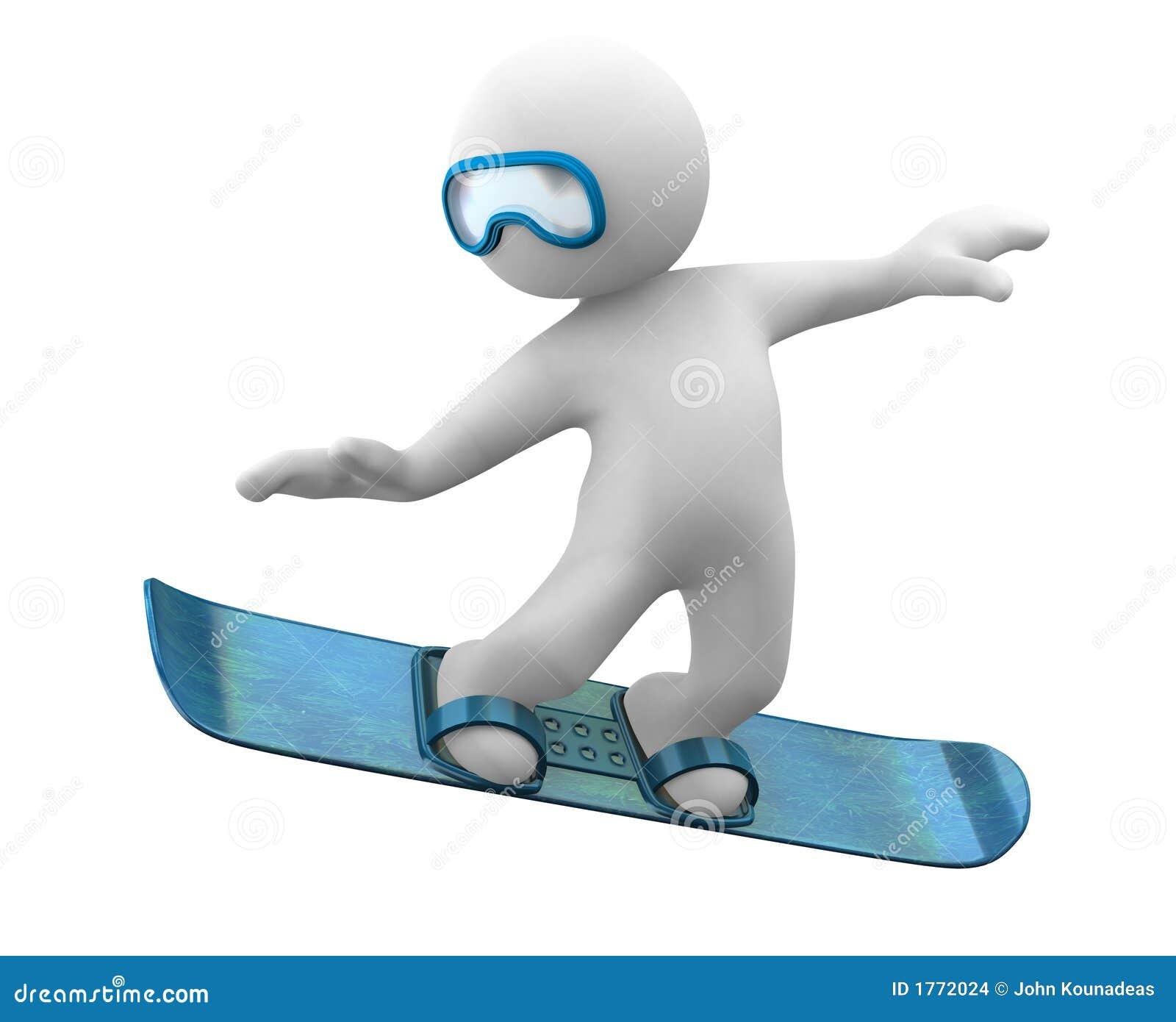 Snowboard Stock Illustrations – 5,209 Snowboard Stock ...