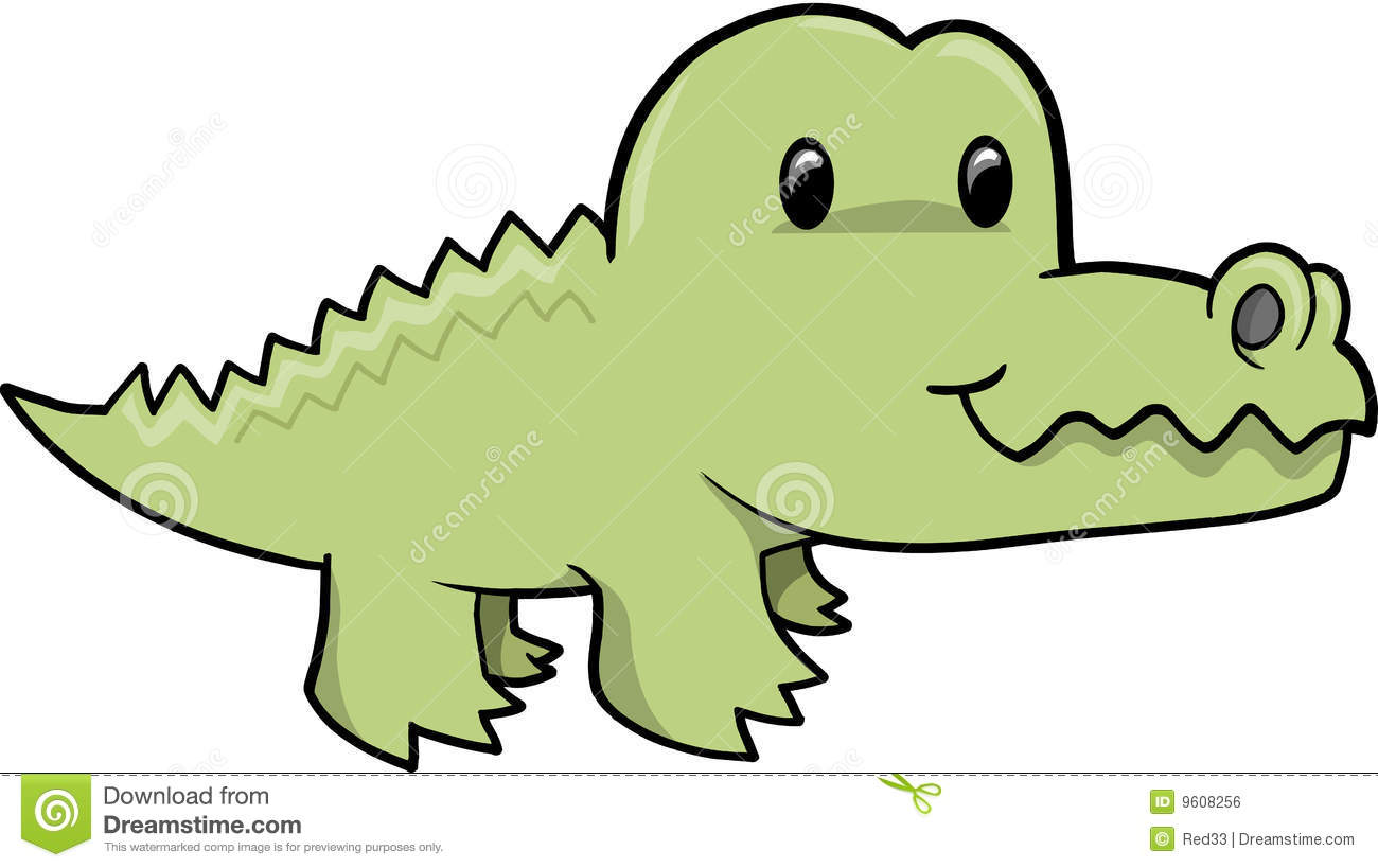 Cute Alligator Silhouette | www.imgkid.com - The Image Kid ...