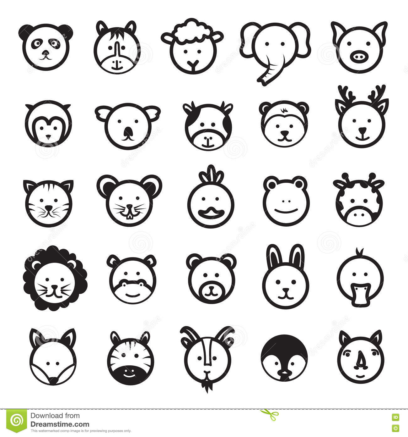 Face Mask Stencil further Clipart AiqeyM67T as well Stock Illustration Cute Animal Faces Vector Set Cartoon Character Black White Image79030100 as well Coloring Pages Of Realistic Dogs likewise 362085 Using Bipolar Way Hide Truth Anyone Else. on s faces cartoon monkey