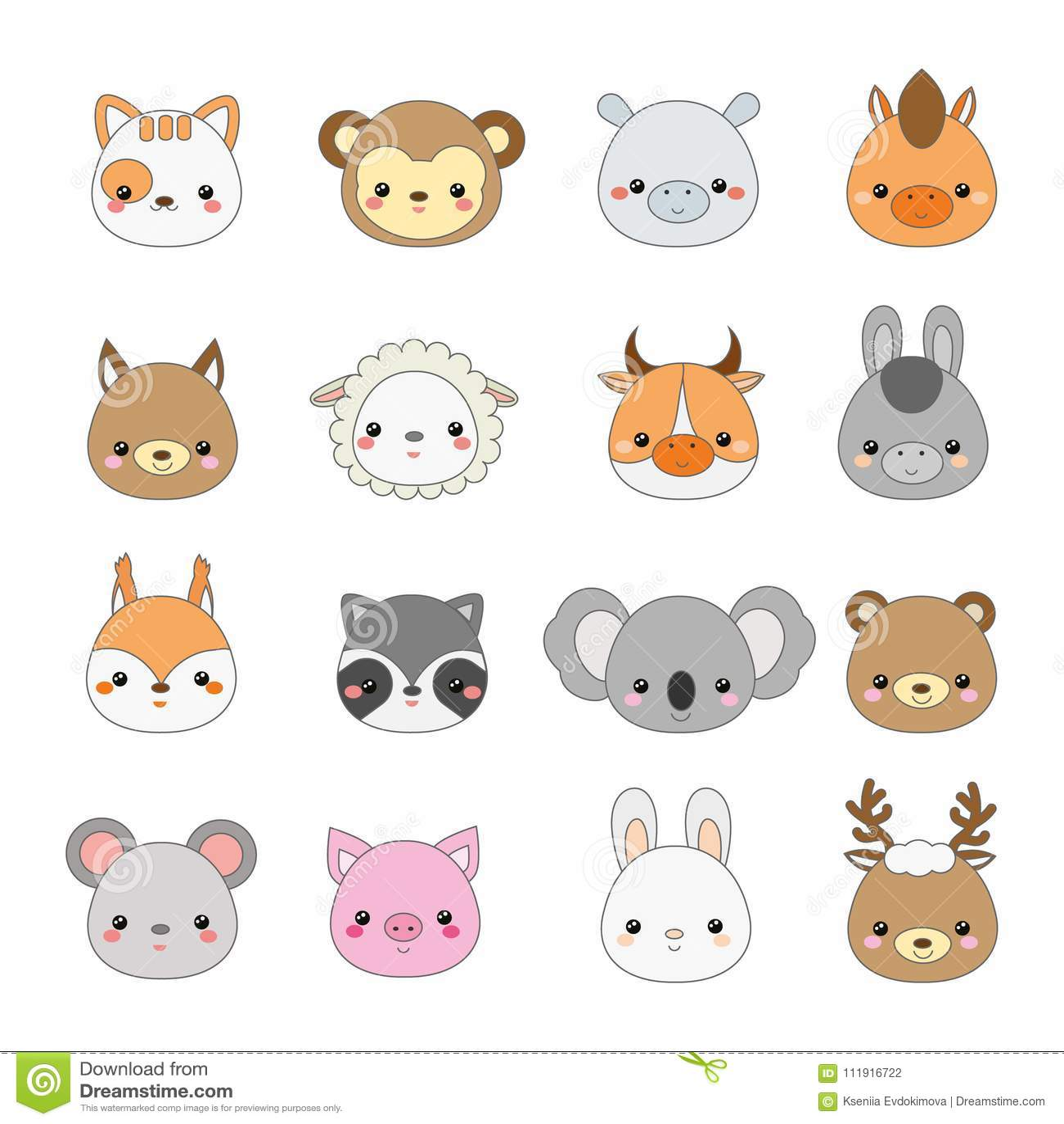 Cartoon Wildlife Stock Illustrations - 172,529 Cartoon ...