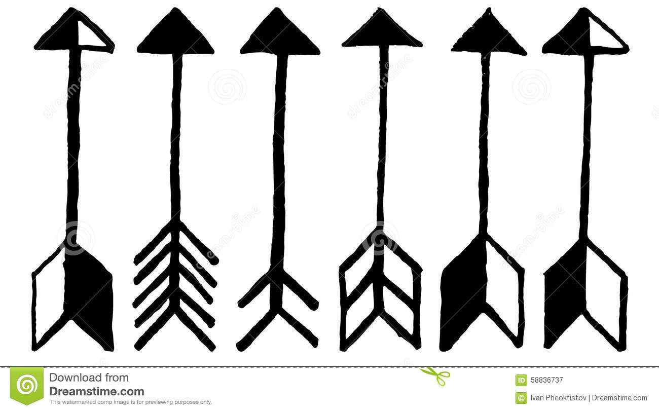 cute arrows stock vector illustration of icon direction
