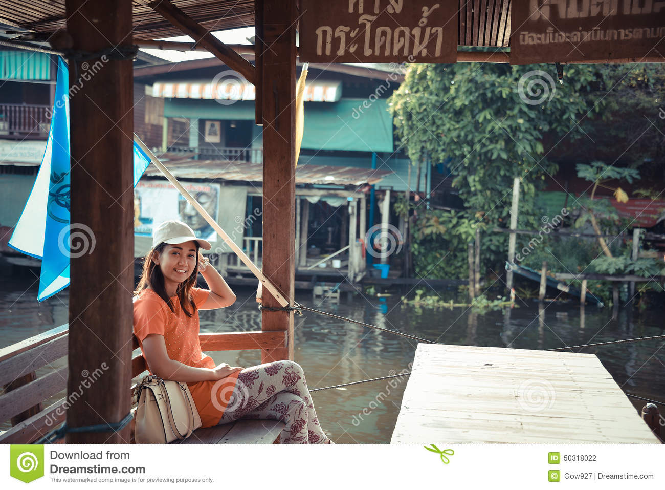 girl in thai language