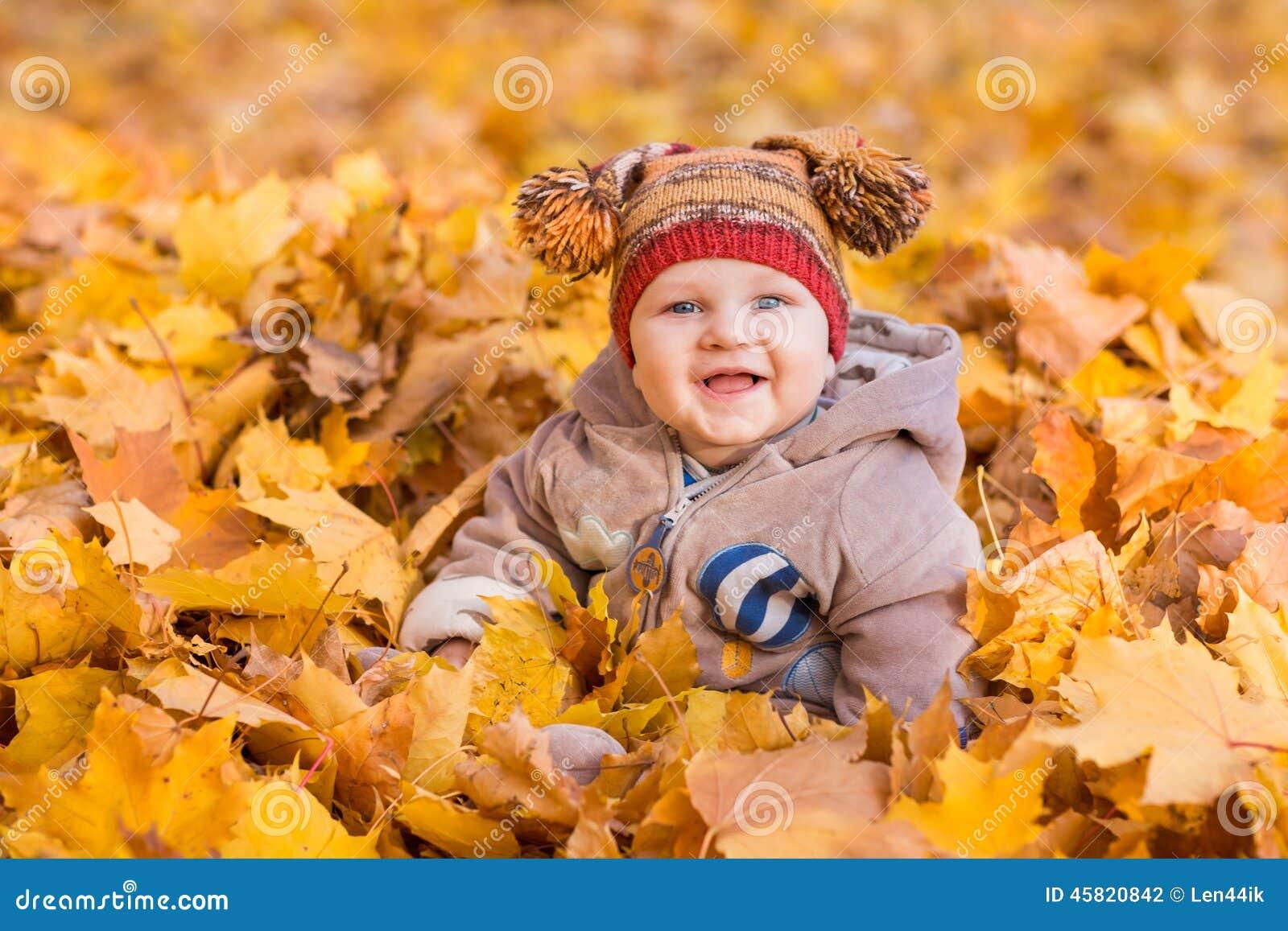 Фото осени природа и дети