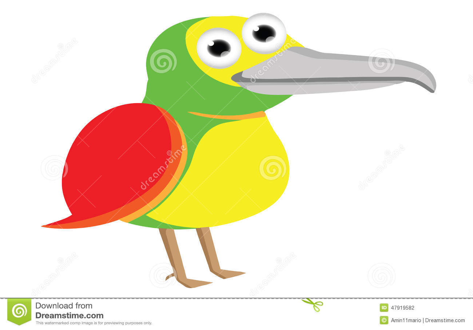 Cute baby cartoon birds - photo#10