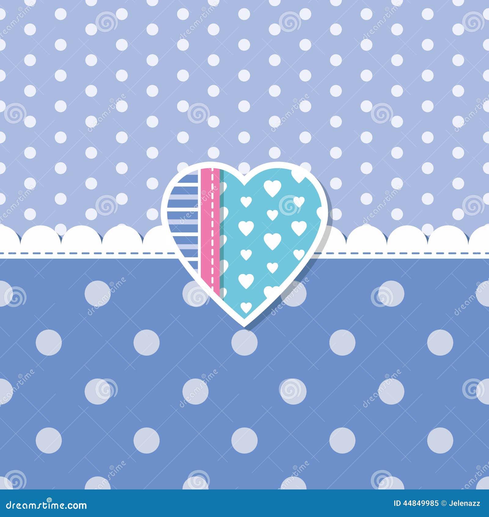cute baby boy greeting card stock vector image 44849985