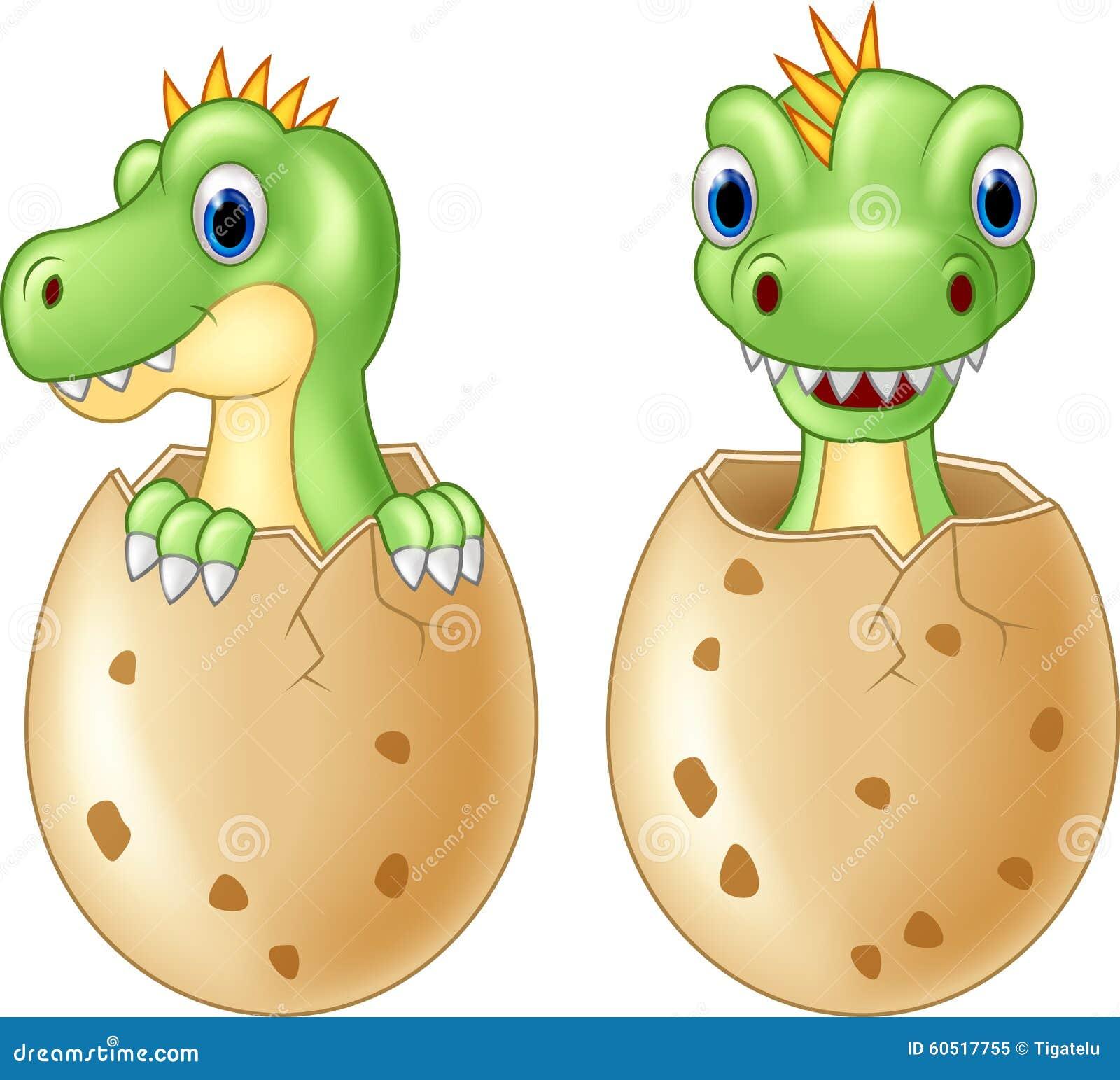 Baby Dinosaur Stock Illustrations 7697 Baby Dinosaur Stock