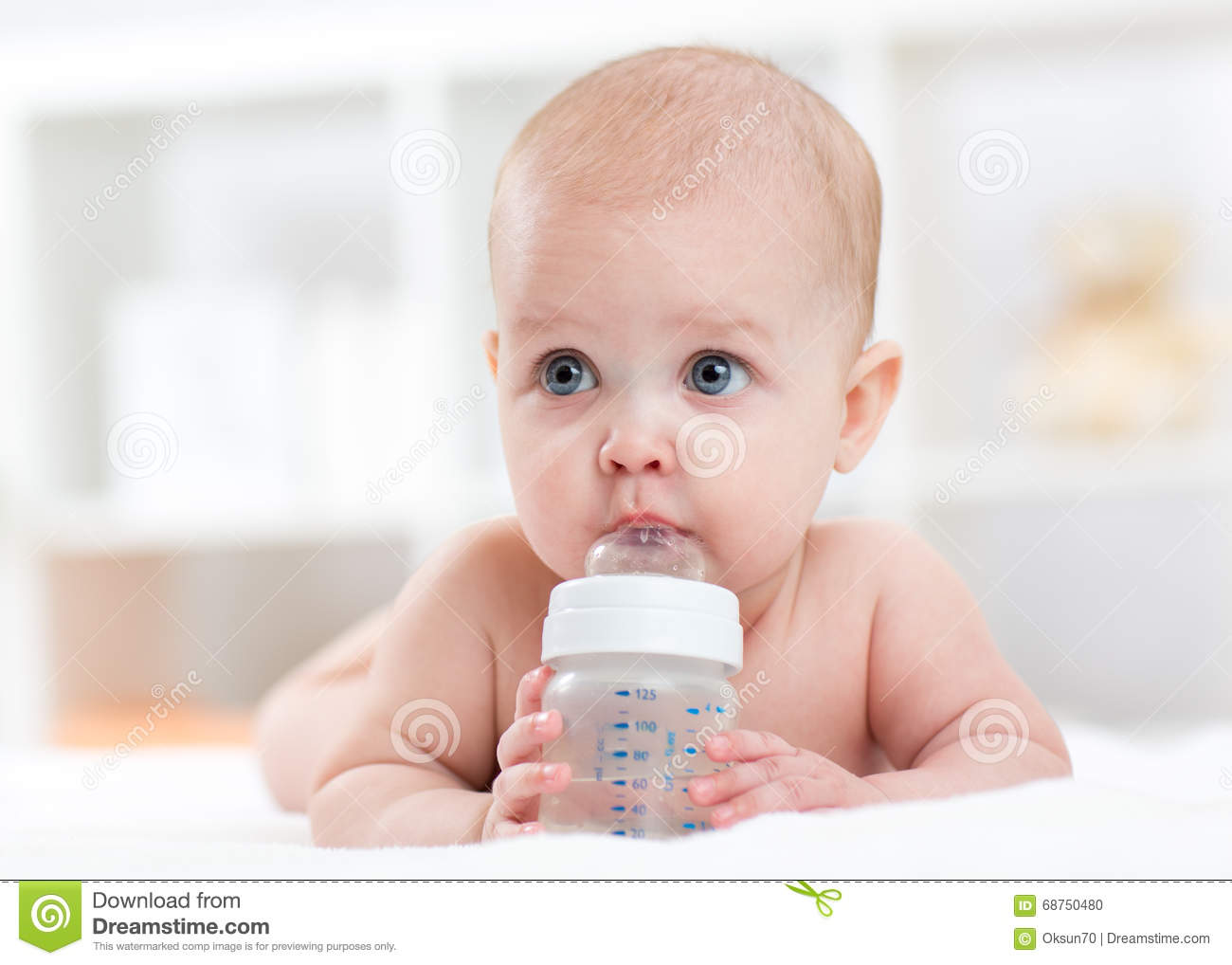 stock photo cute baby ...