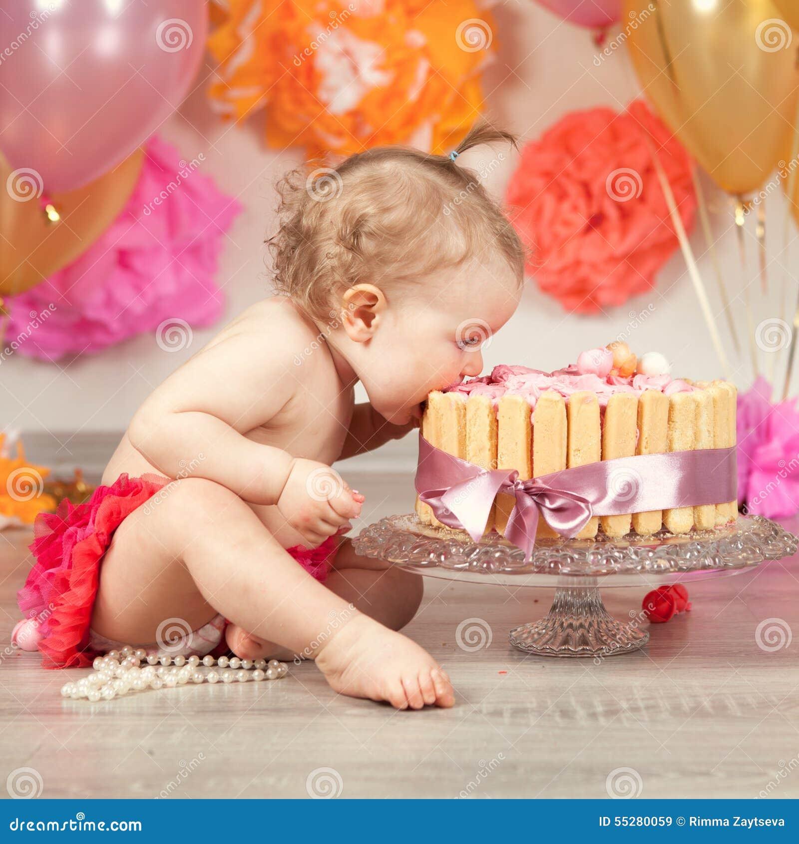 girl Happy birthday fat