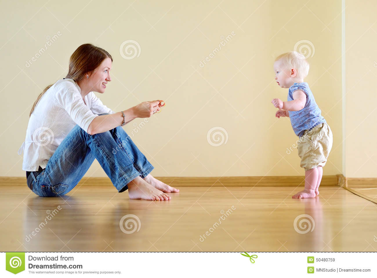 At what age does a baby learn how to walk? - Quora