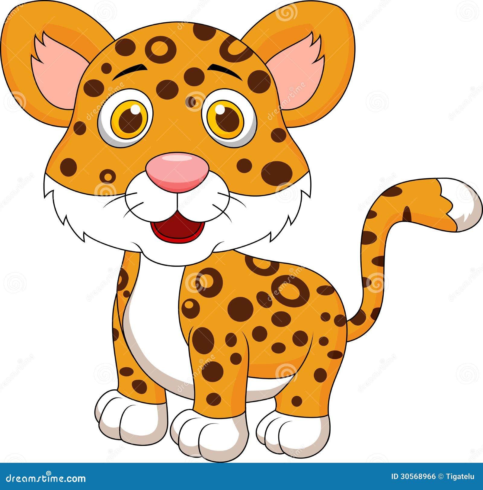 cute jaguar clipart - photo #13
