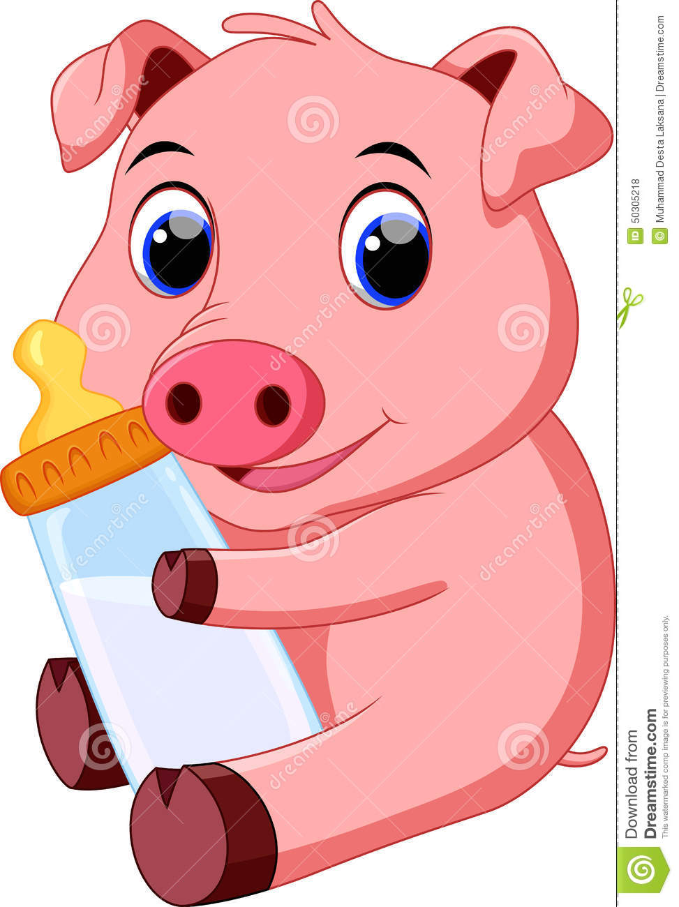 Cute Pig Cartoon | www.pixshark.com - Images Galleries ...