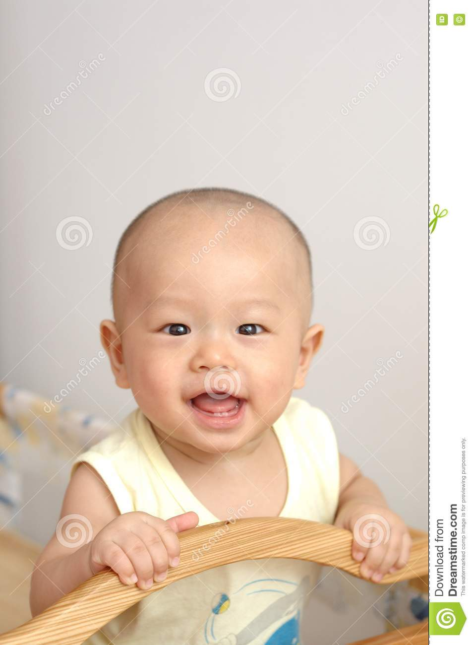 portrait of cute baby - photo #16