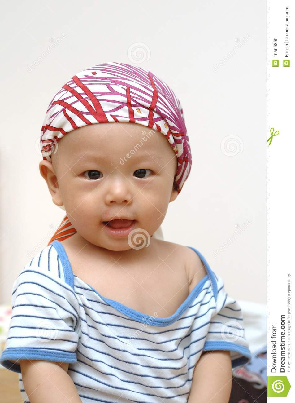 portrait of cute baby - photo #23