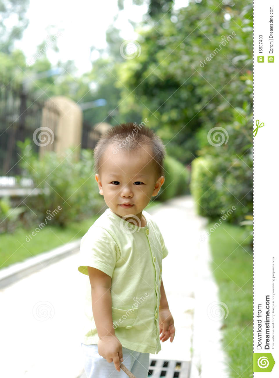 portrait of cute baby - photo #31