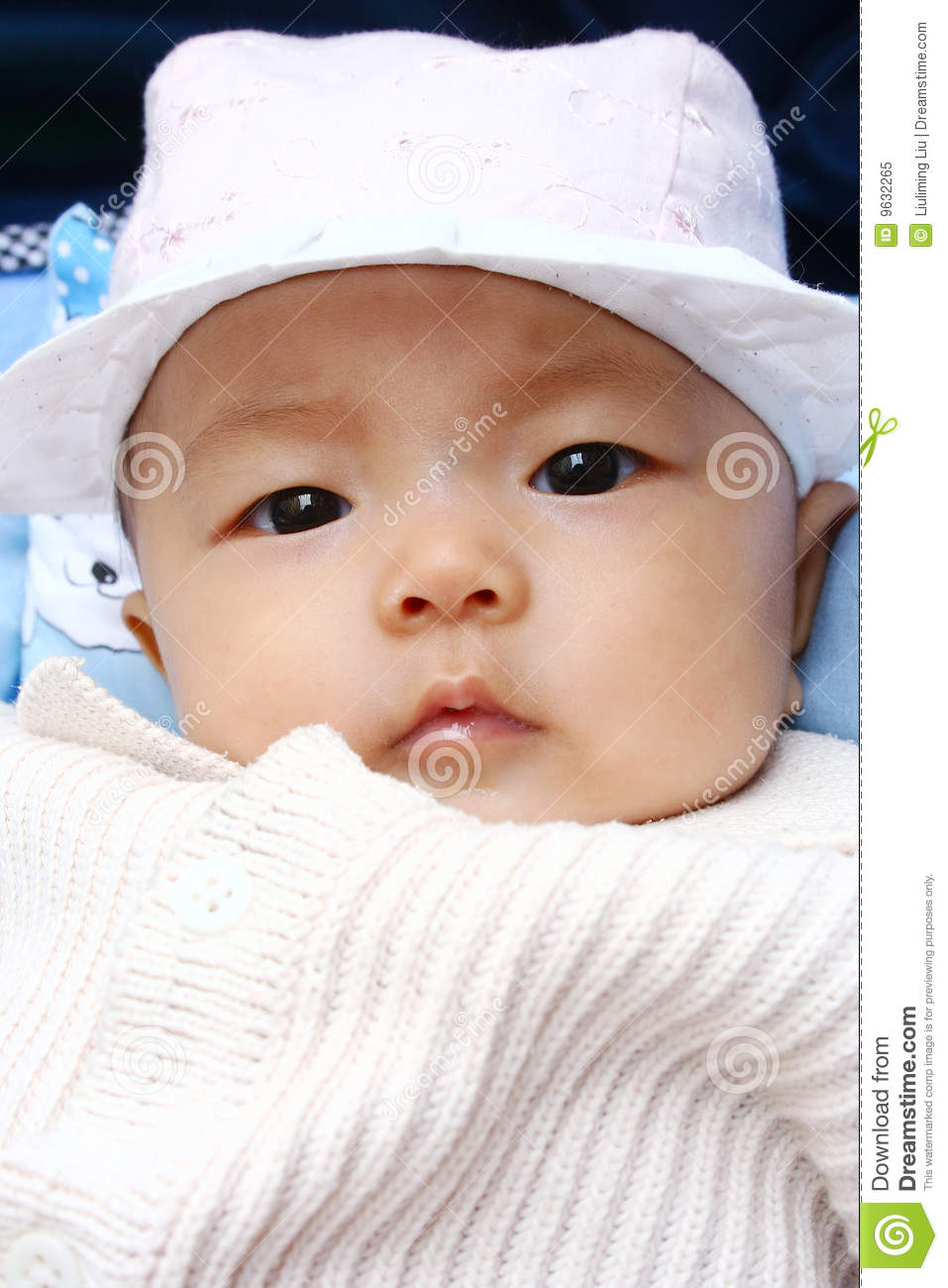portrait of cute baby - photo #25