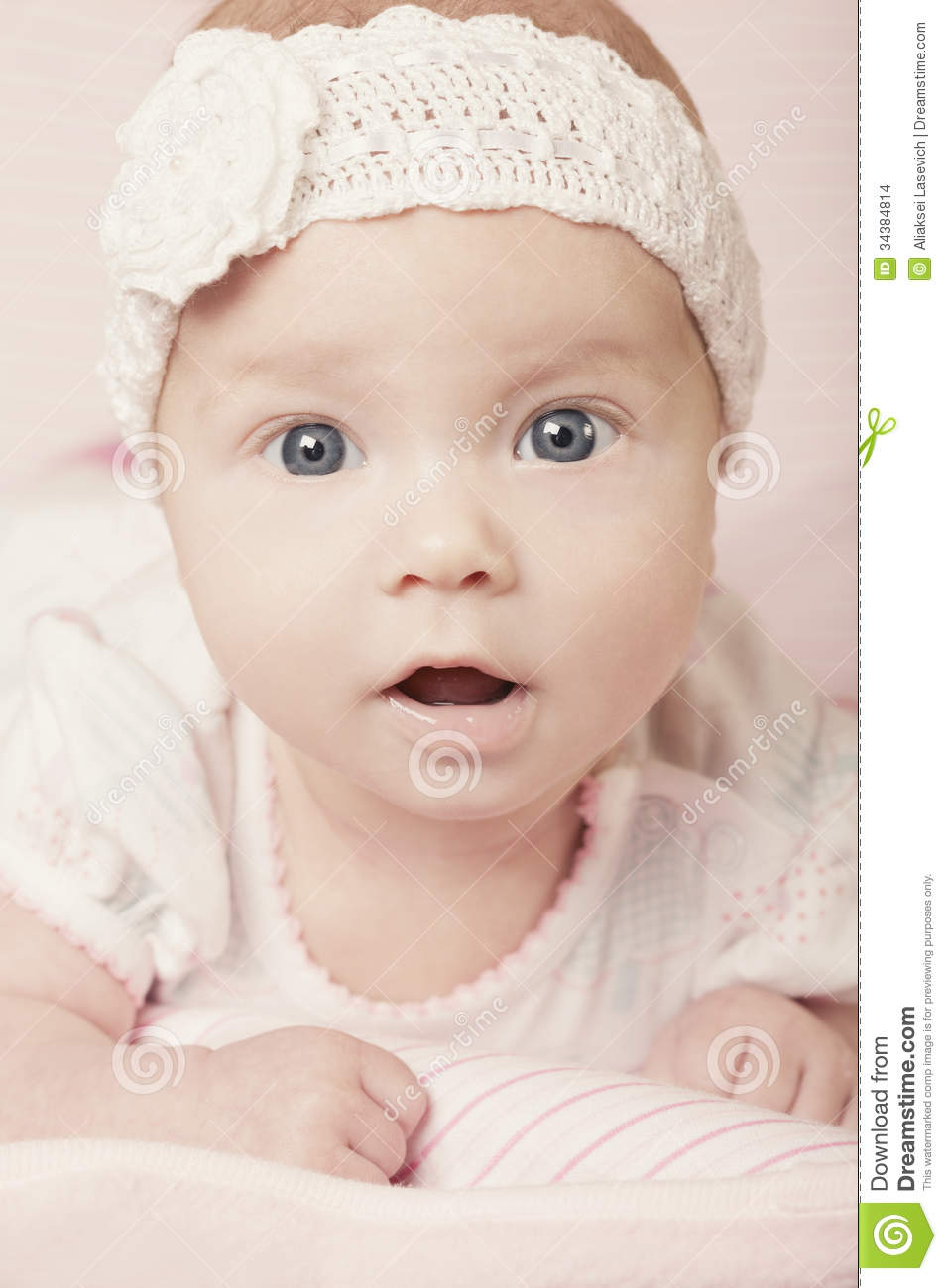 portrait of cute baby - photo #29