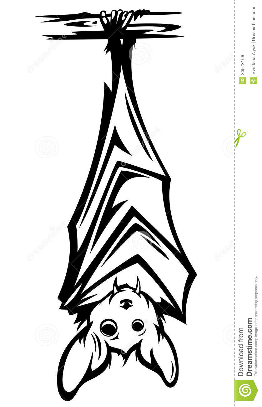 cute bat vector stock vector. illustration of vector - 33578106