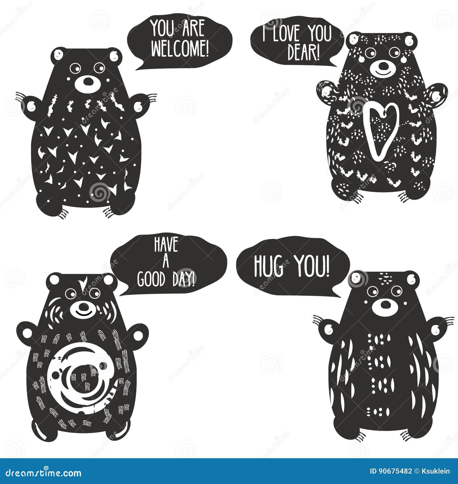 animals bears