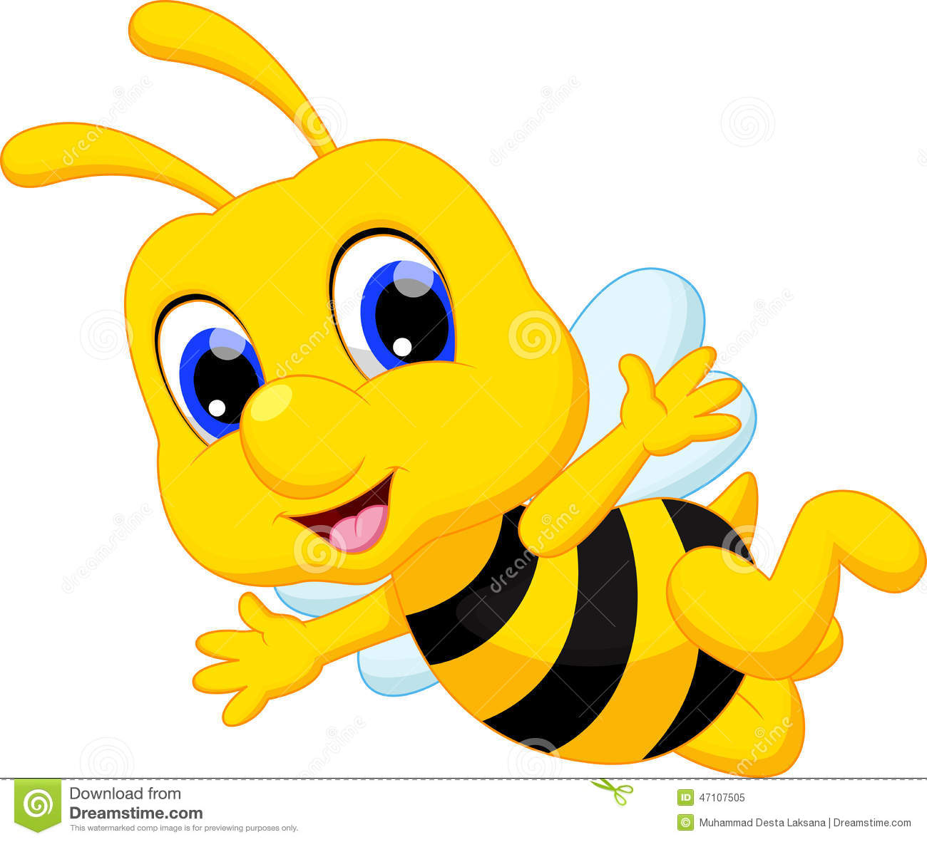 how to draw a cute bumble bee