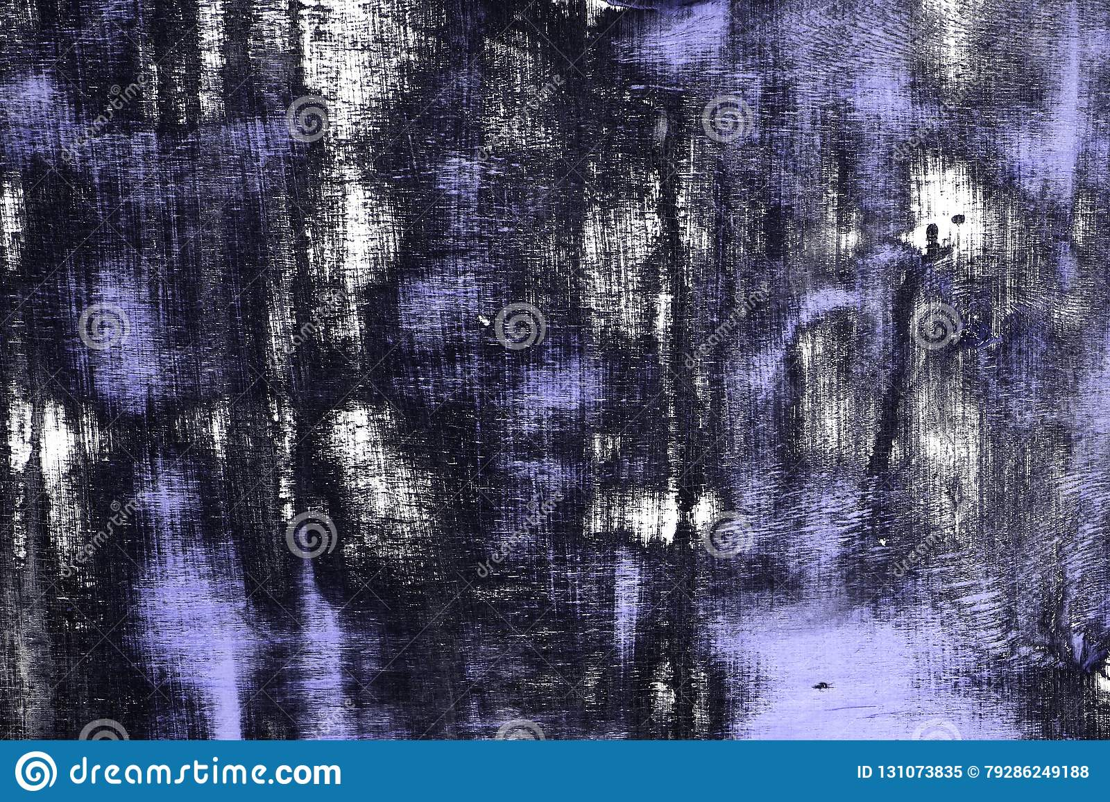 Blue grunge natural wood with a lot of scratched spots texture - cute abstract photo background